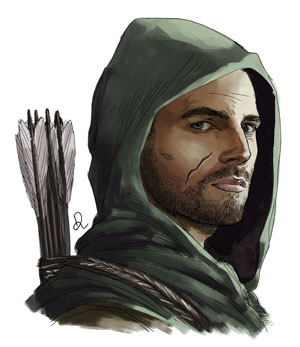 Duncan, o arqueiro